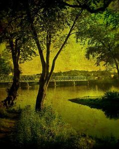 1st Place: richtersl - Vintage View (DSS #4: Photo Filters)