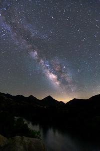 Milky Way, Kernville, CA