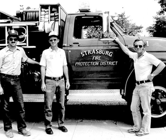 Strasburg Fire Protection District