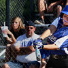 5-23-12<br /> Softball Sectional Tipton Vs Elwood HS<br /> Taylor Juday hitting in the 4th inning.<br /> KT photo | Tim Bath