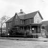 Fifth and Section streets in Effingham 1955