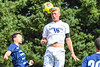 Hamilton College B Luke Eckels (16)<br /> <br /> 9/22/18 1:56:05 PM Men's Soccer:  #21 Connecticut College vs Hamilton College, at Love Field, Hamilton College, Clinton NY<br /> <br /> Final:  Conn 1    Hamilton 0<br /> <br /> Photo by Josh McKee