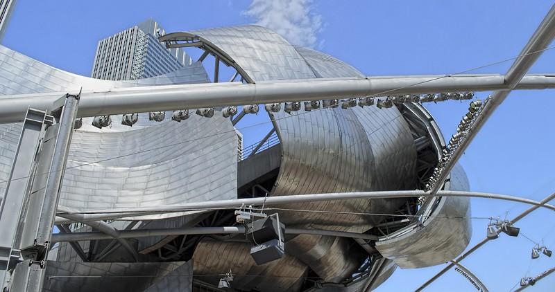 Chicago April 2015 Millennium Park, Chicago Illinois USA