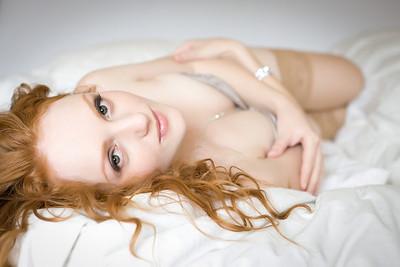 Ivory Flame boudoir