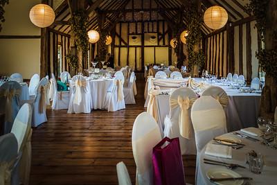 Winters Barn wedding venue.
