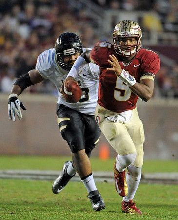 NCAA Football: Idaho at Florida State