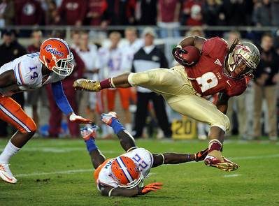 NCAA Football: Florida at Florida State