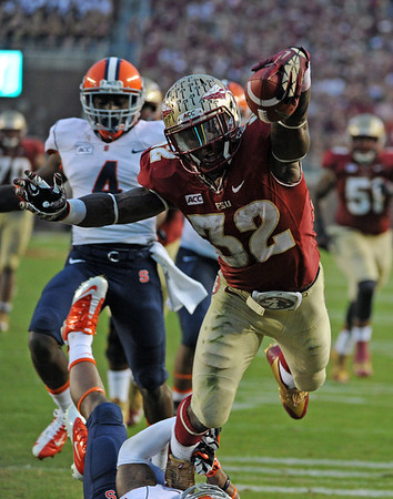 NCAA Football: Syracuse at Florida State