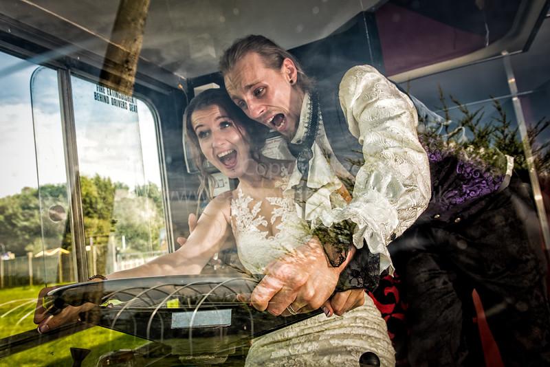 Zoe and Brett's Wedding
