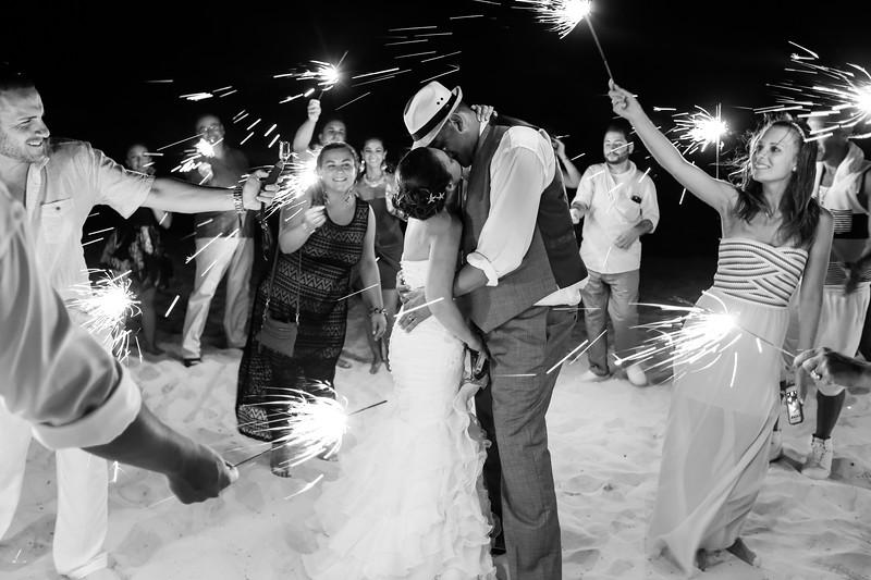 A Beautiful Wedding in Cancun, Mexico