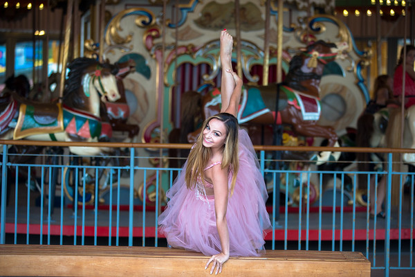 Dance Photography in Coney Island, Brooklyn, NY
