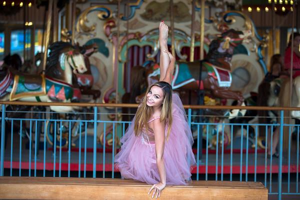 Dance Photography in Coney Island, Brooklyn, NY