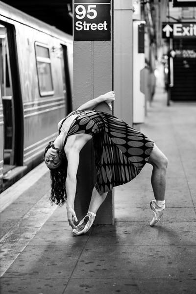 Ballerina in Bay Ridge
