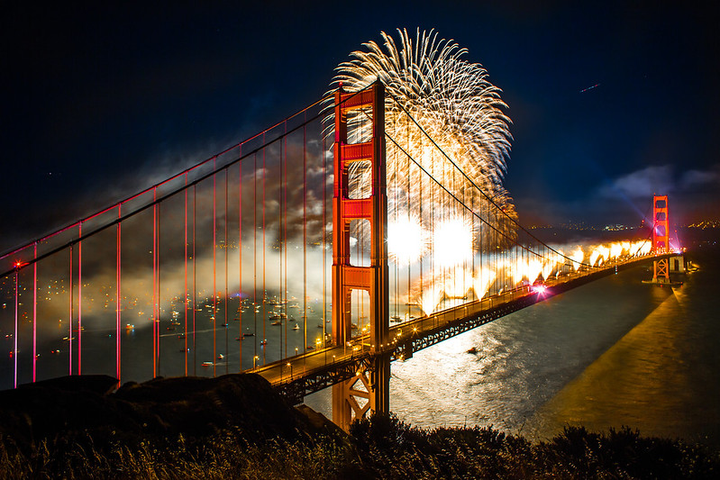 Happy 75th Birthday Golden Gate Bridge