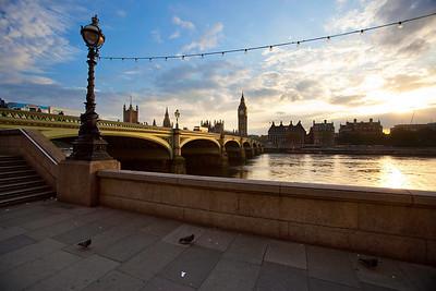 Westminster Bridge, London