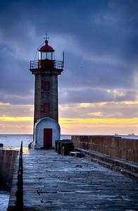 Lighthouse Porto, Portugal