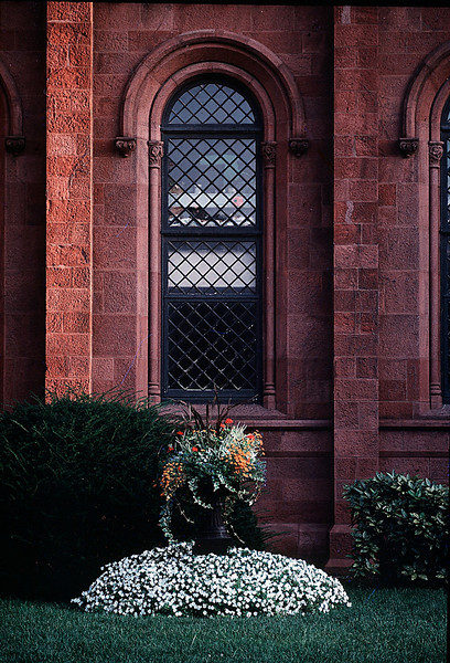 The Castle, Smithsonian Institution, Washington, DC