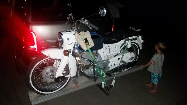 Honda Benly 150