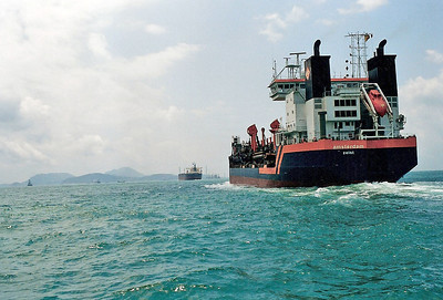 Hong Kong shipping b SM