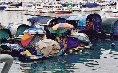 Hong Kong Sampans, Causeway Bay b SM