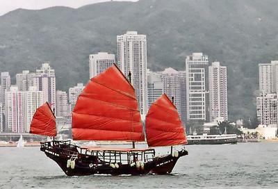Hong Kong Junk a SM