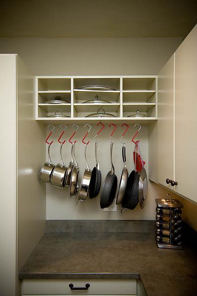 pantry pan lid shelves