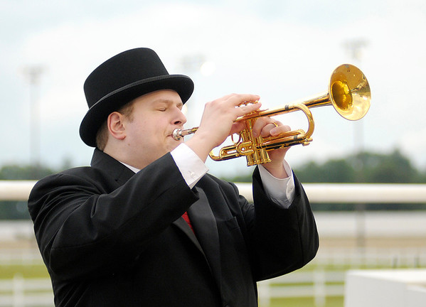 """Don Knight/The Herald Bulletin<br /> Hoosier Park Racing and Casino hosted their """"Fire it Up on the 4th"""" Independence Day celebration on Thursday."""