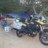 Nice F800 camp setup!