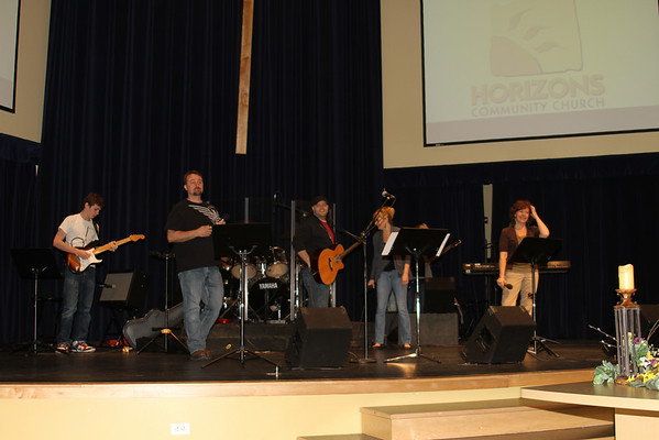 Horizons Church on March 13, 2011
