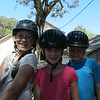 Morningstar Farms Horse Camp 2014 - Lily, Hailey and Jane