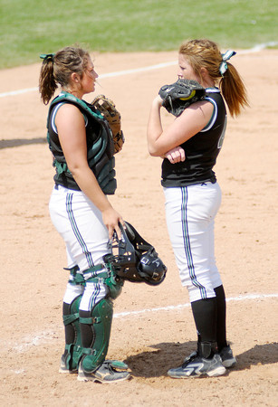 Don Knight | The Herald Bulletin<br /> Pendleton Heights hosted their Horseshoe Classic softball tournament on Saturday.
