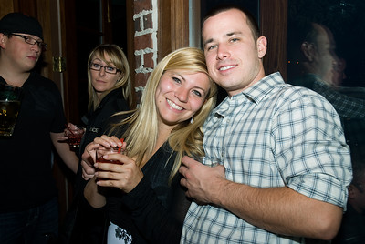 Saturday night brought LoDo's hottest to Maloney's Tavern. Photos by Quoleena Sbrocca, heyreverb.com.