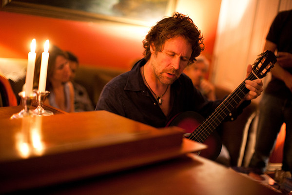 House Concert with Liam Ó Maonlaí (formerly of Hothouse Flowers) at Susan's