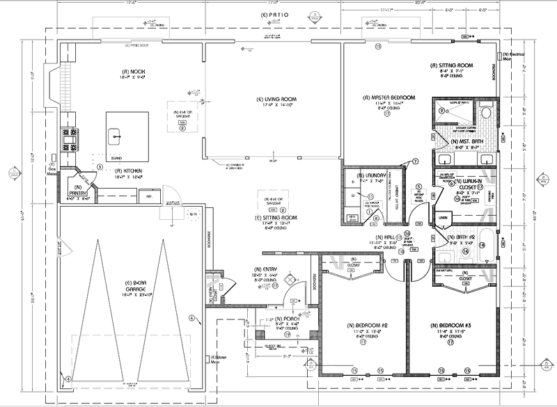 2009-12-12 - The floor plan