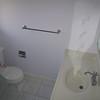 New toilet, vanity, medicine cabinet, etc