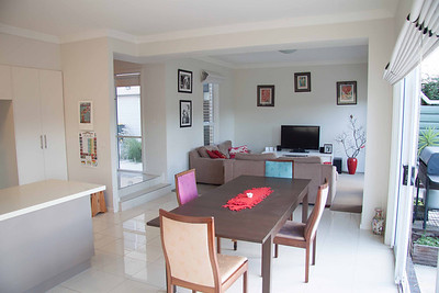 Dining area, Family room