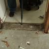 Exterior door replacement