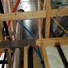 Water softener drain line