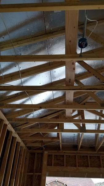 Main garage old hoist location