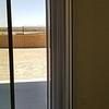 Living room slider blinds
