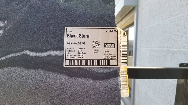Dolomite Black Storm Leathered