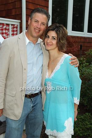 Daryn Gagnon, Alaina Casquaerilli .photo by Rob Rich © 2008 516-676-3939 robwayne1@aol.com