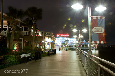Kema, TX Boardwalk 04-18-2011