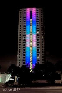 Kema, TX Endeavour Building 04-18-2011