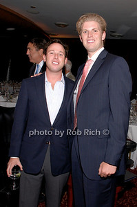 Michael Lorber and Eric Trump