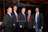 Larry Levine, Eric Trump, Donald Trump, Howard Lorber and Jeff Allen