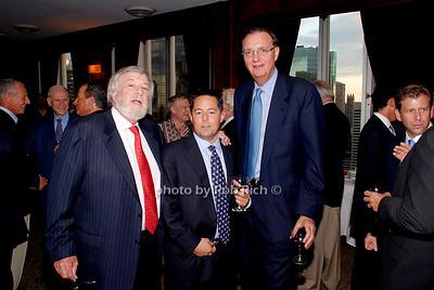 Geoffrey Podell, Mark Zeitchick and Dick Lampem