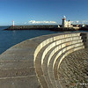 Towards Howth East Pier