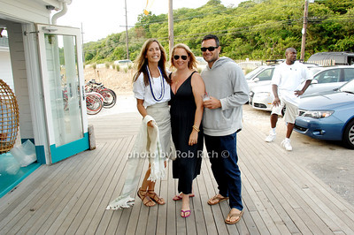 Summer Strauch, Shelby Mead and Danny DiMauro