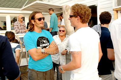 Jamie Mulholland and Luke Weil